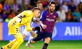 Tanda Tangan dari Lionel Messi Bikin Satu Pendukung Berlinang Air Mata