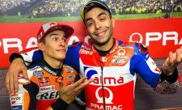 Minus Valentino Rossi, Sejumlah Pebalap MotoGP Bakal Bertemu Paus Fransiskus di Vatikan