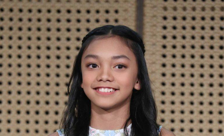 Naura dan Zizi Membawa Lagu Resmi Asian Para Games 2018