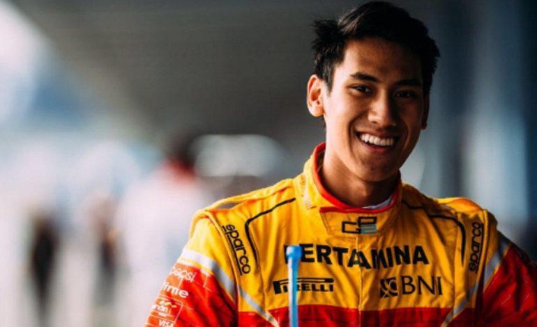 Pembalap Formula 1 dan Sean Gelael Galang Dana untuk Gempa Lombok