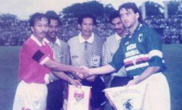 Nostalgia, Fakhri Husaini Kenang Memori Indah Kalahkan Roberto Mancini