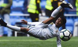 Cristiano Ronaldo Tidak Yakin sang Putra Bakal Sehebat Dirinya