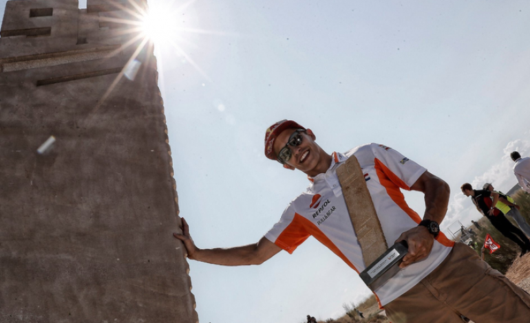 Kok Marc Marquez Bangga Banget Sebelum Balap di MotoGP Aragon?