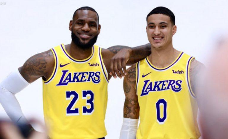 Menilik Sepatu LeBron James yang Akan Dipakai untuk Perkuat LA Lakers di Laga Perdana