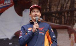 Ditanya Siapa Pembalap Favorit, Marc Marquez Jawab Valentino Rossi!