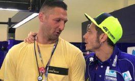 Mengharukan Postingan Bintang Italia di Piala Dunia 2006 untuk Valentino Rossi