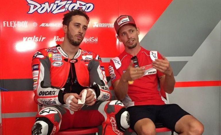 Ducati Resah Karena Casey Stoner Akan Hengkang dalam Kondisi Kecewa