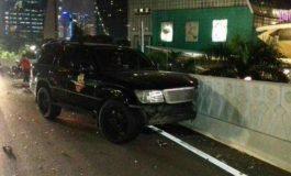 Penampakan Mobil yang Ditumpangi Simic Usai Tabrakan