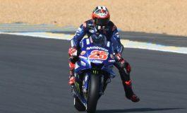 Ramuan Maverick Vinales Tampil Memukau di Balapan MotoGP Thailand