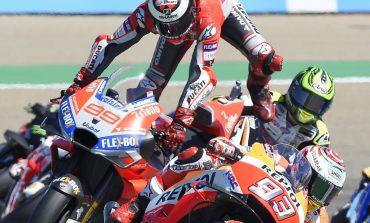 MotoGP: Ayah Lorenzo Tuding Marquez Sengaja Mengganggu Putranya di Lintasan