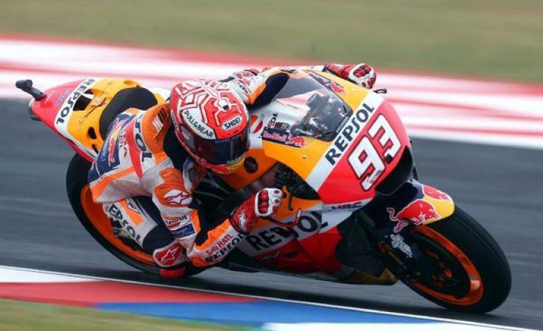 Marquez Ungkap Ritual Anehnya Sebelum Balapan MotoGP