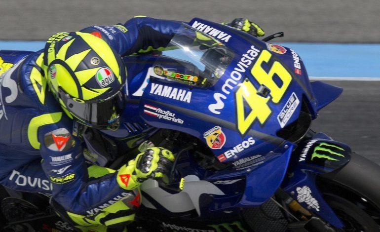 Suka Kebisingan, Rossi Tetap Menentang Balap Motor Listrik