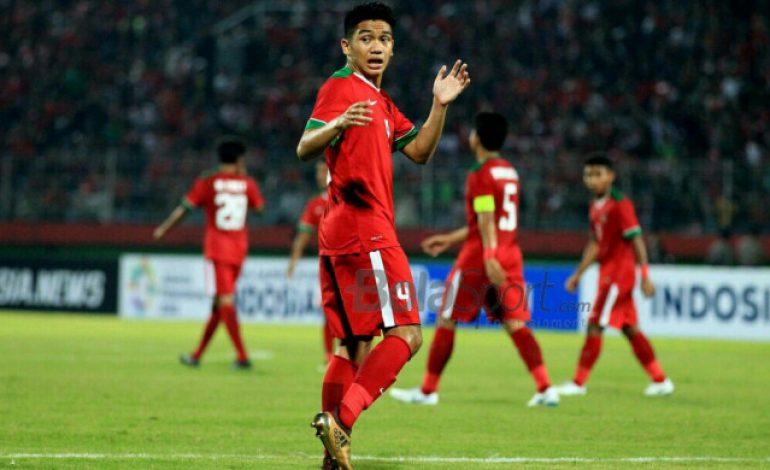 Samuel Christianson Dicoret dari Timnas U-19 Indonesia tapi Doanya Tetap Bersama Skuat Garuda Nusantara