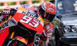Wah, Video Viral Marc Marquez Terinspirasi Film Andy Lau?