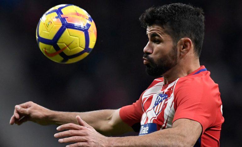 Diego Costa Pulih Jelang Atletico Madrid ke Markas Dortmund