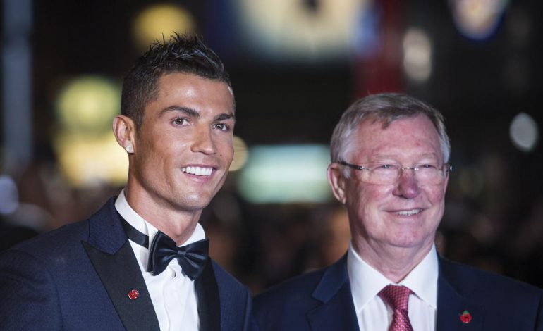 Jumpa Sir Alex Ferguson, Ini Kesan Cristiano Ronaldo