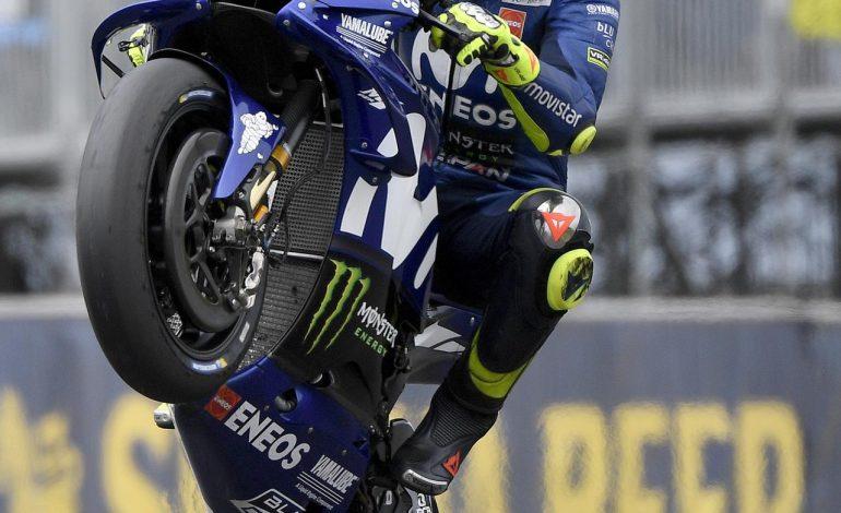 Dua Sisi Berbeda Valentino Rossi di Panggung MotoGP Sepang