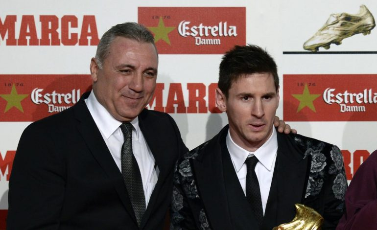 Injak Kaki Wasit 28 Tahun Lalu, Legenda Barcelona Akhirnya Minta Maaf
