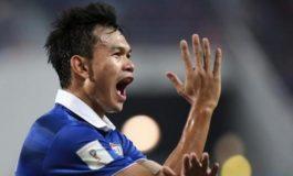 Berita Piala AFF 2018 - Fakta Unik Pemimpin Top Skorer Sementara Adisak Kraisorn di Luar Lapangan