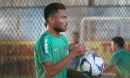 Piala AFF 2018 - Dicoret Timnas Indonesia, Saddil Ramdani Tetap Kirimkan Doa untuk Skuat Garuda