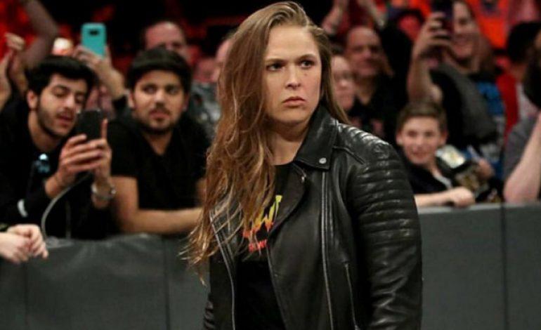 Setelah Jadi Aktris, Ronda Rousey Kini Bakal Jajal Peran Baru di Dunia Hiburan