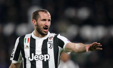 Foto Bugil Chiellini Tersebar, Pemain AC Milan Minta Maaf