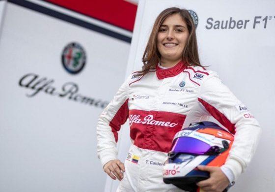 Wanita Juga Siap Masuk Jajaran Pembalap Hebat F1