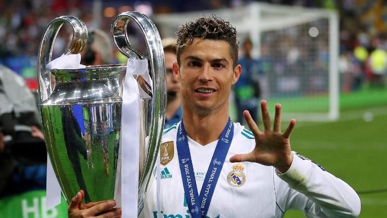 Atletico Layak Takut Saat Jumpa Cristiano Ronaldo