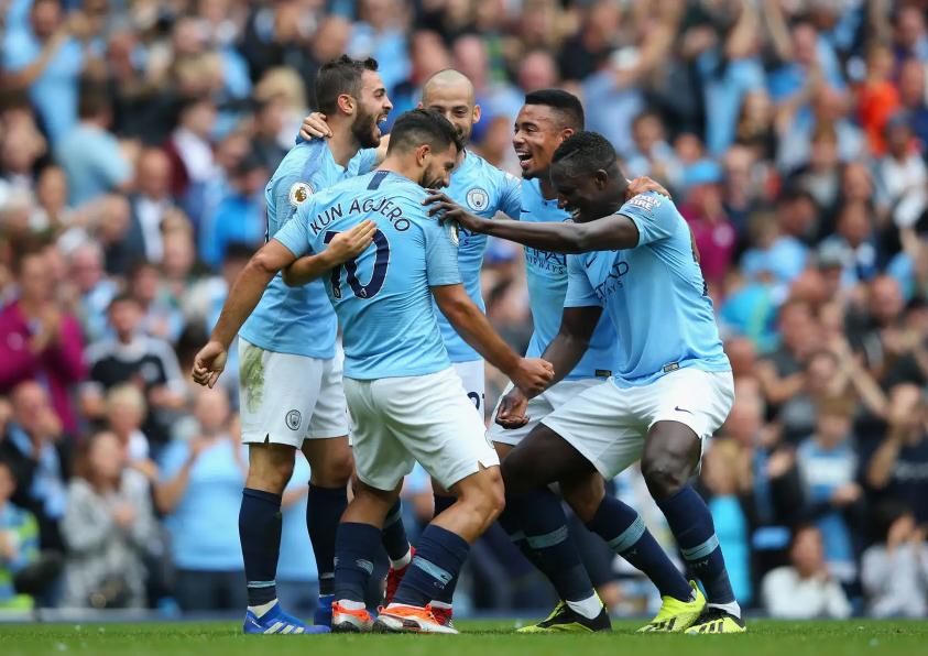 Man City Ukir Rekor Tak Terkalahkan di 15 Laga Liga Inggris
