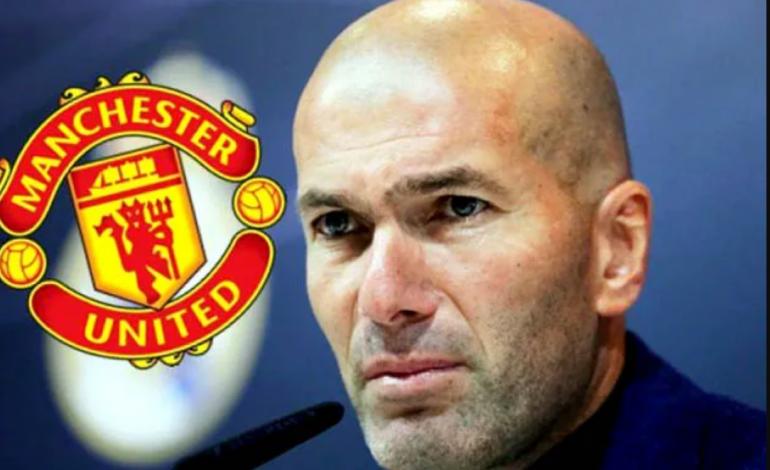 Zinedine Zidane Terdepan di Bursa Pelatih Manchester United