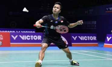 Berada di Grup Berat, Anthony Ginting Tetap Optimistis