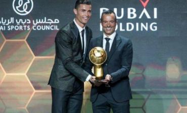 Rebut Globe Soccer Awards, Ronaldo Masih Terbaik di Dunia
