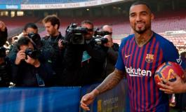 Terungkap Alasan Barcelona Datangkan Boateng ke Camp Nou