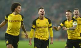 Menggasak Hanover 5-1, Dortmund Pertahankan Hegemoni