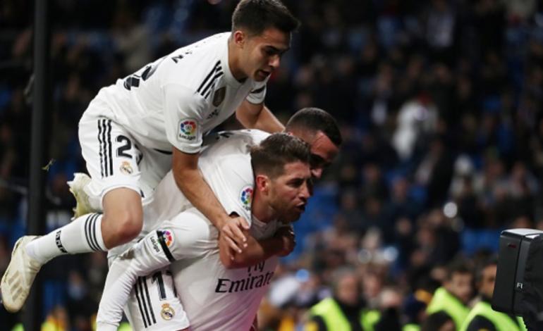 Real Madrid Mengamuk di Santiago Bernabeu