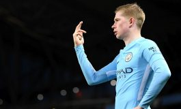 Guardiola: De Bruyne, Kunci Man City Kejar Liverpool