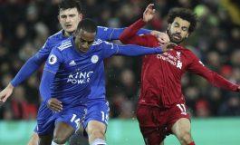 Liverpool Ditahan Imbang Leicester City di Stadion Anfield