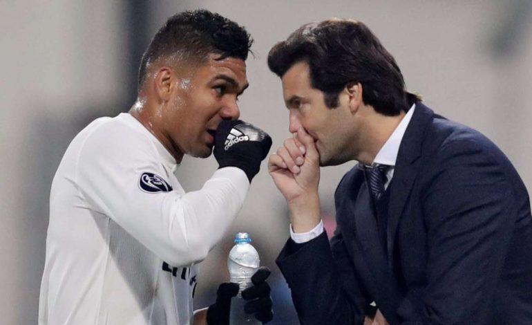 Didepak Barcelona di Copa del Rey, Solari : Real Madrid Belum Gagal