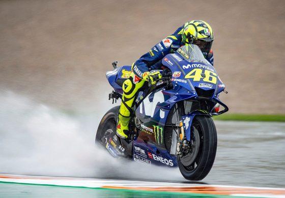 Valentino Rossi Masih Bergairah Kejar Gelar ke-10