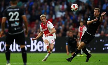 Ajax Amsterdam Pastikan Frenkie De Jong Tampil Lawan Real Madrid