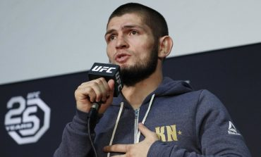 Presiden UFC Terkejut Khabib Dihukum Berat