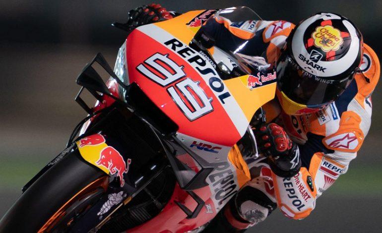 Lahap 115 Putaran di Losail, Lorenzo Pede Tatap Seri Pembuka MotoGP 2019