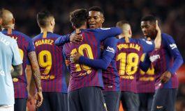 Lolos ke Semifinal Copa del Rey, Bacelona Bidik Treble Winner