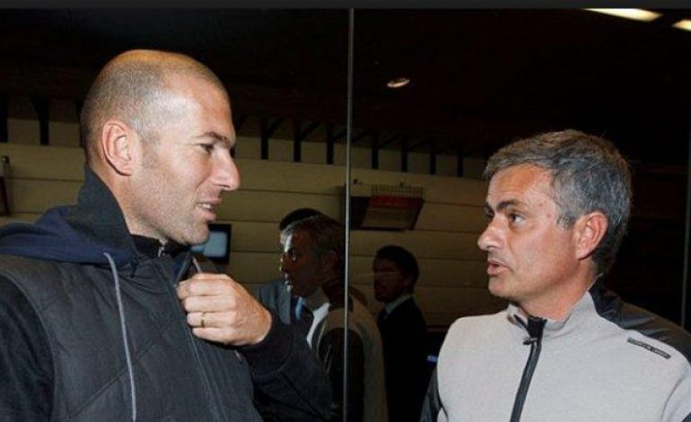 Mourinho Dukung Kembalinya Zidane ke Real Madrid