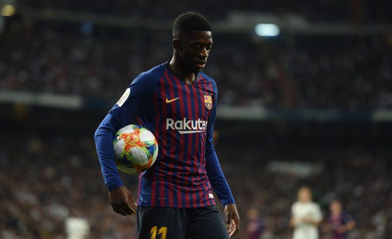 Jelang Lawan Atletico Madrid dan MU, Ousmane Dembele Kembali Berlatih