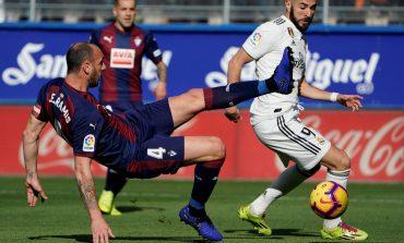 Preview Real Madrid vs Eibar: Tim Medioker Bisa Merepotkan