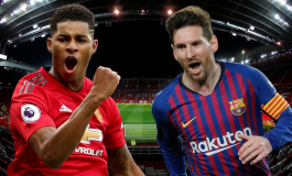 Preview Manchester United vs Barcelona: Membungkam La Pulga