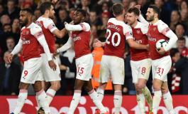 Bungkam Napoli, Arsenal Buka Kans ke Semifinal