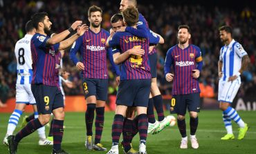 Kandaskan Alavez, Barcelona Diambang Juara La Liga