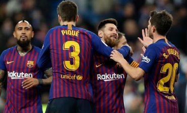 Barca Butuh Dua Kemenangan Lagi untuk Raih Trofi Primera Liga